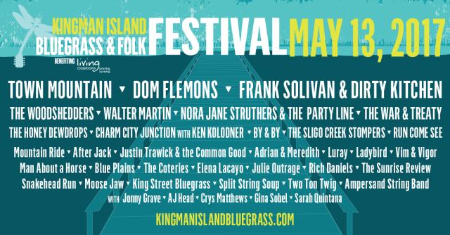 Kingman Bluegrass Folk Festival